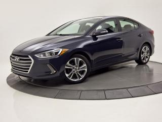 Used 2017 Hyundai Elantra GLS mags toit ouvrant bluetooth for sale in Brossard, QC