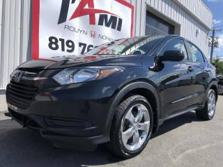 Used 2017 Honda HR-V 4WD 4dr CVT LX GARANTIE for sale in Rouyn-Noranda, QC