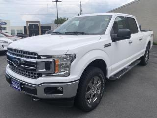 New 2020 Ford F-150 4X4 SUPERCREW XLT 300A for sale in Cornwall, ON