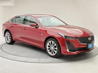 Used 2020 Cadillac CTS Premium luxury for sale in Vancouver, BC
