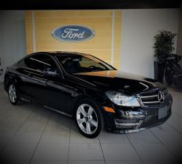 Used 2014 Mercedes-Benz C250 COUPE - TOIT/CUIR - BAS KM - WOW for sale in Drummondville, QC