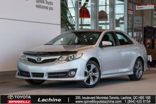 Used 2012 Toyota Camry SE 2 SETS DE PNEU for sale in Lachine, QC