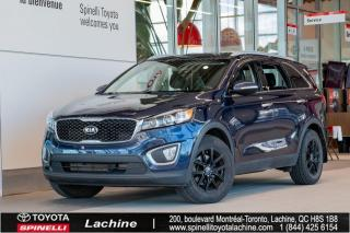 Used 2016 Kia Sorento 2.0L Turbo LX+ for sale in Lachine, QC