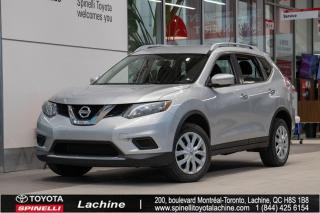 Used 2015 Nissan Rogue S AWD!! for sale in Lachine, QC
