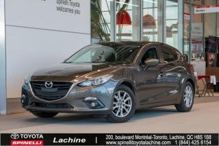 Used 2014 Mazda MAZDA3 GS-SKY SPORT! for sale in Lachine, QC