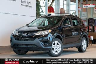 Used 2013 Toyota RAV4 LE FWD for sale in Lachine, QC