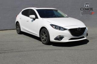 Used 2015 Mazda MAZDA3 4dr HB Sport Man GS for sale in Courtenay, BC