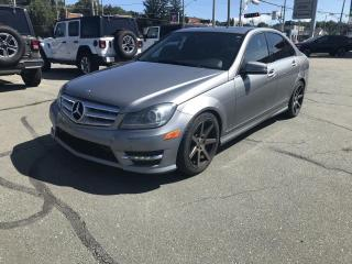 Used 2013 Mercedes-Benz C-Class C 300 berline 4 portes 4MATIC for sale in Sherbrooke, QC