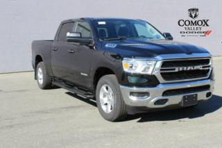 Used 2019 RAM 1500 Tradesman 4x4 Crew Cab 6'4 for sale in Courtenay, BC