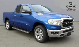 Used 2019 RAM 1500 Big Horn 4x4 Quad Cab 6'4 for sale in Courtenay, BC