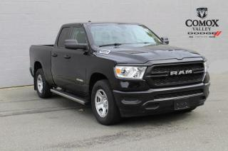 Used 2019 RAM 1500 Tradesman 4x4 Quad Cab 6'4 for sale in Courtenay, BC