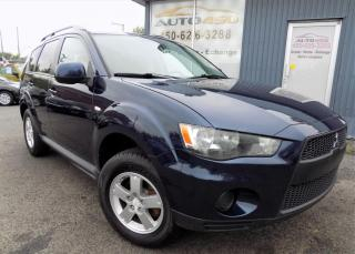 Used 2010 Mitsubishi Outlander ***ES,BAS KILO,AUTOMATIQUE,MAGS*** for sale in Longueuil, QC