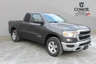 Used 2019 RAM Select Tradesman 4x4 Quad Cab 6'4 for sale in Courtenay, BC