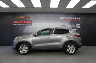 Used 2017 Kia Sportage FWD LX AUTO MAGS CAMERA SIÈGES BLUETOOTH 45 803 KM for sale in Lévis, QC
