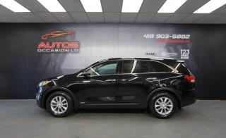 Used 2017 Kia Sorento AWD LX TURBO 2.0L CAMERA BLUETOOTH SIÈGES 91 540 for sale in Lévis, QC