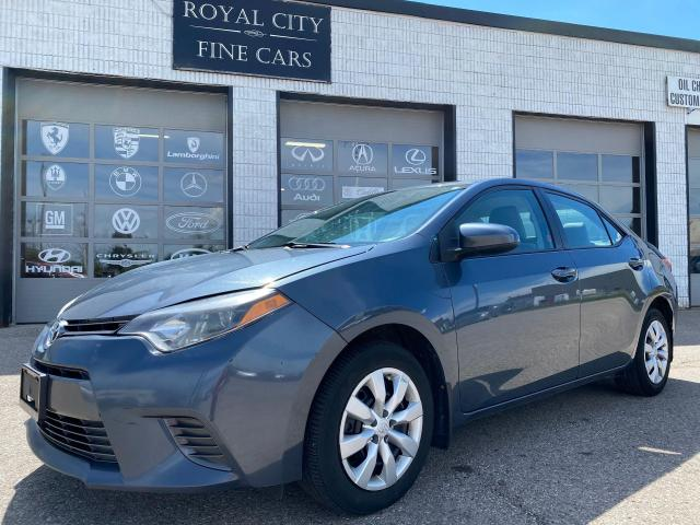 2015 Toyota Corolla LE Heated Seats Reverse Camera Certified