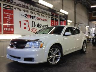 Used 2013 Dodge Avenger AVENGER 2013 SXT TOIT AULERON MAG SUPER LOOK for sale in Blainville, QC