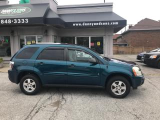 Used 2006 Chevrolet Equinox LS for sale in Mississauga, ON