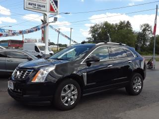 Used 2015 Cadillac SRX Luxury for sale in Welland, ON