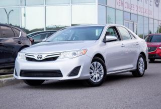Used 2012 Toyota Camry LE AUTO CRUISE AC*AUTO*GROUPE ELECTRIQUE*++ for sale in Lachine, QC