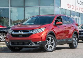 Used 2018 Honda CR-V EX AWD TOIT BAS KM AWD MAGS TOIT BLUETOOTH CAM RECUL ET ANGLE MORT++ for sale in Lachine, QC