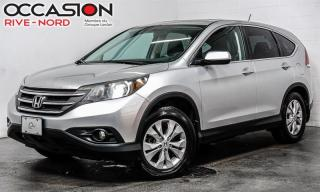 Used 2013 Honda CR-V AWD EX-L- CUIR-TOIT GAR. 1 AN!!! for sale in Boisbriand, QC