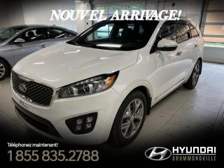 Used 2017 Kia Sorento SX AWD + GARANTIE +TOIT PANO + NAVI + A/ for sale in Drummondville, QC