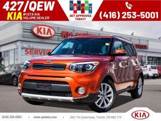 Used 2019 Kia Soul EX+ for sale in Etobicoke, ON