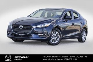 Used 2017 Mazda MAZDA3 SE Auto Camera de Recule Sieges Chauffants Mazda 3 SE 2017 for sale in Lachine, QC