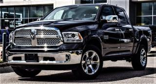 Used 2018 RAM 1500 LARAMIE ECODIESEL for sale in Burlington, ON