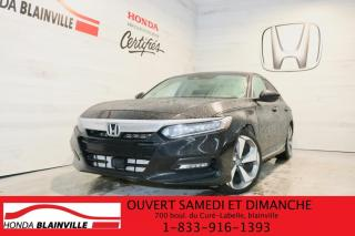 Used 2018 Honda Accord Touring for sale in Blainville, QC