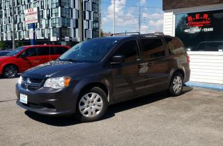Used 2016 Dodge Grand Caravan SXT for sale in Oshawa, ON