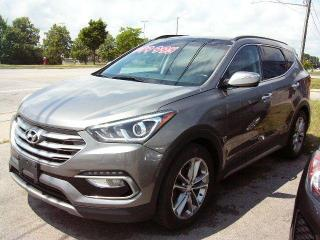 Used 2017 Hyundai Santa Fe Sport Limited for sale in Georgetown, ON