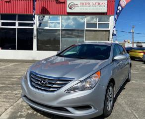 Used 2013 Hyundai Sonata GL for sale in Campbell River, BC