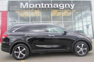 Used 2016 Kia Sorento EX+ 3,3 L 7 places 4 portes TI for sale in Montmagny, QC