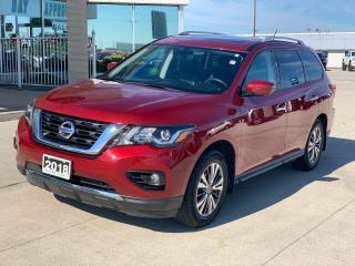 Used 2018 Nissan Pathfinder SL PREMIUM for sale in Tilbury, ON