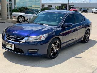 Used 2014 Honda Accord Touring for sale in Tilbury, ON