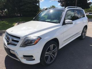 Used 2014 Mercedes-Benz GLK-Class GLK 250 BlueTEC for sale in North York, ON