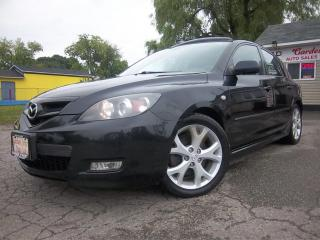 Used 2008 Mazda MAZDA3 GT for sale in Oshawa, ON