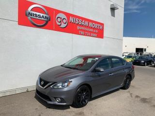 Used 2016 Nissan Sentra SV 4dr FWD Sedan for sale in Edmonton, AB