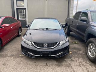 Used 2013 Honda Civic **EX**LOW KMS**BLUETOOTH**REARVIEW CAM** for sale in Hamilton, ON