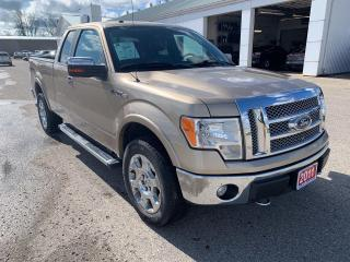 Used 2011 Ford F-150 Lariat for sale in Harriston, ON