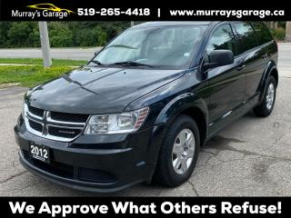 Used 2012 Dodge Journey SE for sale in Guelph, ON