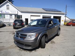 Used 2012 Dodge Journey Canada Value Pkg for sale in Sarnia, ON