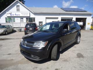 Used 2012 Dodge Journey SE Plus for sale in Sarnia, ON