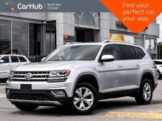 Used 2018 Volkswagen Atlas Highline 3.6 FSI 4MOTION Navigation Panoramic Sunroof Blind Spot for sale in Thornhill, ON