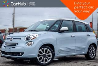 Used 2014 Fiat 500 L Sport Dual-pane Power Sunroof Bluetooth Heated Front Seats Keyless Entry 17