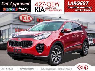 Used 2017 Kia Sportage EX Tech for sale in Etobicoke, ON