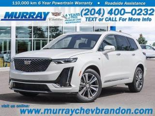 New 2020 Cadillac XT6 Premium Luxury for sale in Brandon, MB