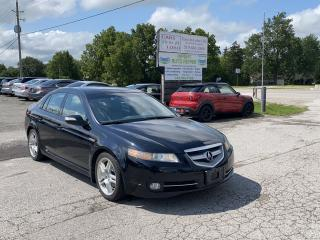 Used 2008 Acura TL w/Nav Pkg for sale in Komoka, ON